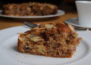 slice of speltcake